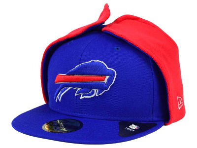 Buffalo Bills New Era NFL Team Dog Ear 59FIFTY Cap