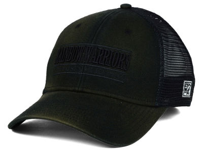 Hawaii Warriors NCAA Tonal 3 Bar Stretch Hat
