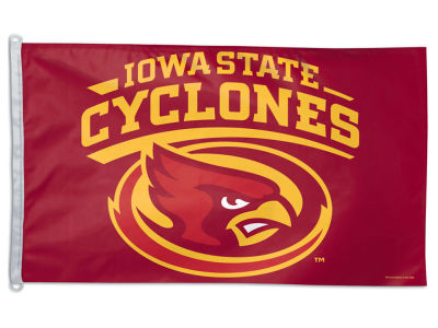 Iowa State Cyclones 3x5ft Flag