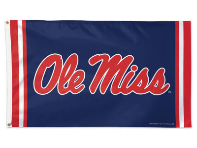 Ole Miss Rebels 3x5ft Flag