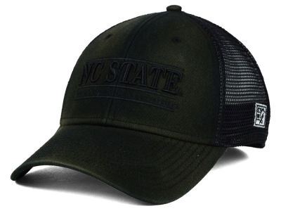 North Carolina State Wolfpack NCAA Tonal 3 Bar Stretch Hat