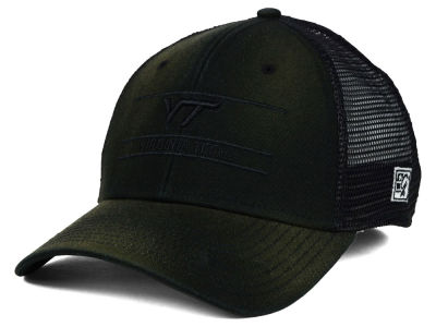 Virginia Tech Hokies NCAA Tonal 3 Bar Stretch Hat