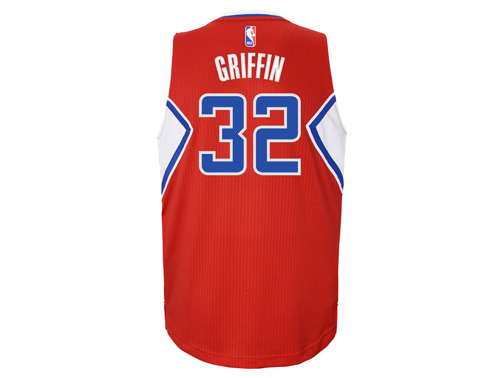 Los Angeles Clippers Blake Griffin adidas NBA Youth Swingman Jersey ... baa538394