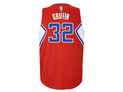 Los Angeles Clippers Blake Griffin adidas NBA Youth New Swingman Jersey