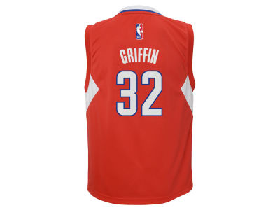 Los Angeles Clippers Blake Griffin adidas Youth NBA Revolution 30 Jersey