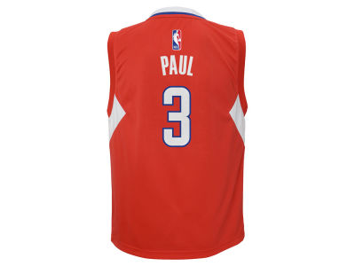 Los Angeles Clippers Chris Paul adidas Youth NBA Revolution 30 Jersey