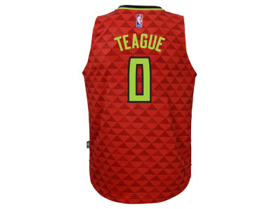 Atlanta Hawks Jeff Teague NBA Youth Swingman Jersey