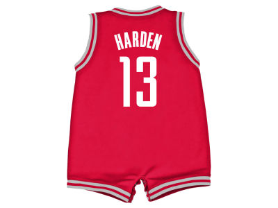 Houston Rockets James Harden NBA Infant Replica Jersey