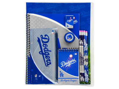 Los Angeles Dodgers 11pc Stationery Set