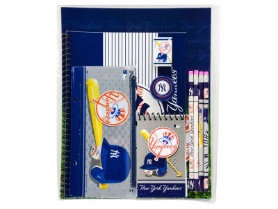 New York Yankees 11pc Stationery Set