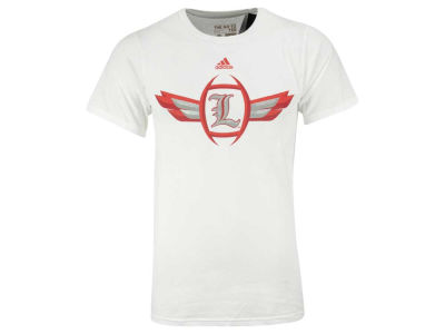 Louisville Cardinals adidas NCAA Men's Uncaged Winged Ville T-Shirt
