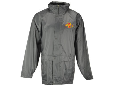 Iowa State Cyclones GIII NCAA Men's Clutch Hit Hooded Rain Jacket