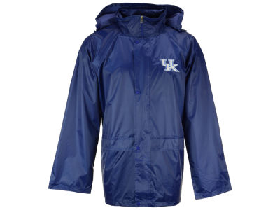 Kentucky Wildcats G-III Sports NCAA Men's Clutch Hit Hooded Rain Jacket