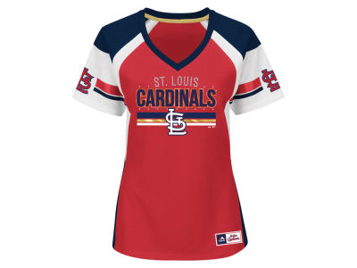 St. Louis Cardinals MLB Women's Draft Me T-Shirt 2016