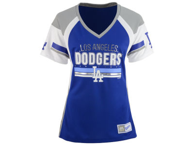Los Angeles Dodgers MLB Women's Draft Me T-Shirt 2016