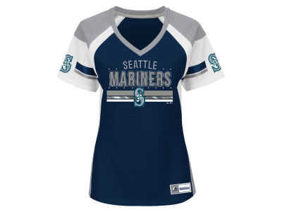 Seattle Mariners MLB Women's Draft Me T-Shirt 2016