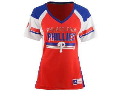 Philadelphia Phillies MLB Women's Draft Me T-Shirt