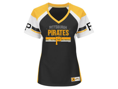 Pittsburgh Pirates MLB Women's Draft Me T-Shirt 2016