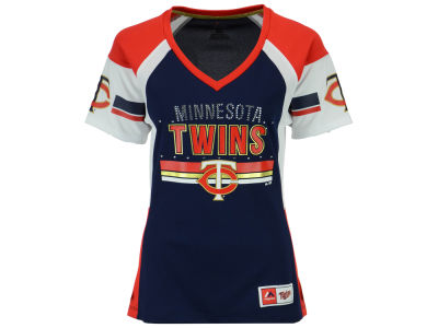 Minnesota Twins MLB Women's Draft Me T-Shirt 2016