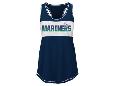 Seattle Mariners MLB Women's Gametime Glitz Tank