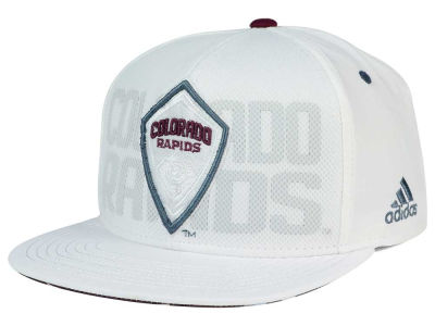 Colorado Rapids adidas MLS Authentic Team Snapback Cap