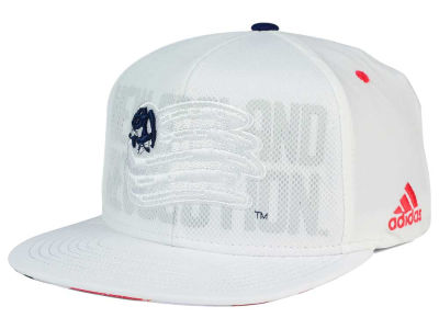 New England Revolution adidas MLS Authentic Team Snapback Cap