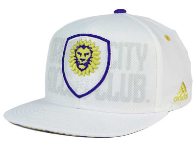 Orlando City SC adidas MLS Authentic Team Snapback Cap