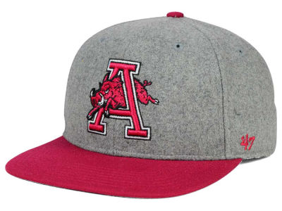 Arkansas Razorbacks '47 NCAA '47 Mirra Snapback Cap