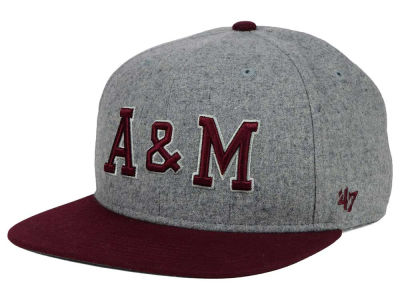 Texas A&M Aggies '47 NCAA '47 Mirra Snapback Cap