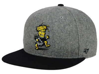 Wichita State Shockers '47 NCAA '47 Mirra Snapback Cap