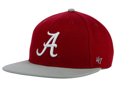 Alabama Crimson Tide '47 NCAA Youth '47 Lil Shot Captain Cap