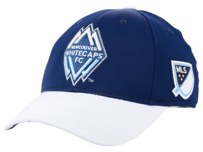 LA Galaxy adidas MLS XL Basic Snapback Cap