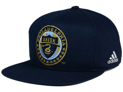 Philadelphia Union adidas MLS XL Basic Snapback Cap