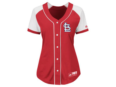 St. Louis Cardinals MLB Women's Fashion Replica Jersey 2016