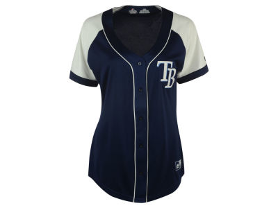 Tampa Bay Rays MLB Women's Fashion Replica Jersey 2016