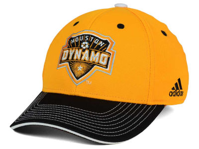 Houston Dynamo adidas MLS 2 Tone Team Flex Cap