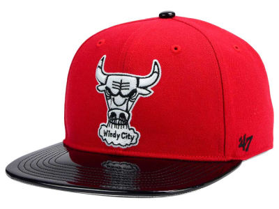 Chicago Bulls '47 NBA HWC '47 Seventy-Two Snapback Cap