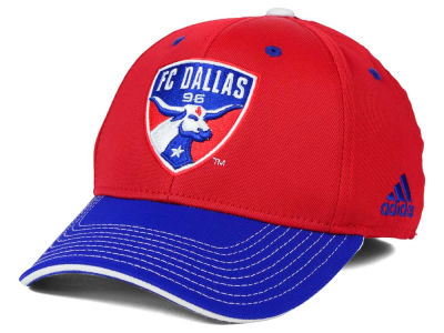 FC Dallas adidas MLS 2 Tone Team Flex Cap