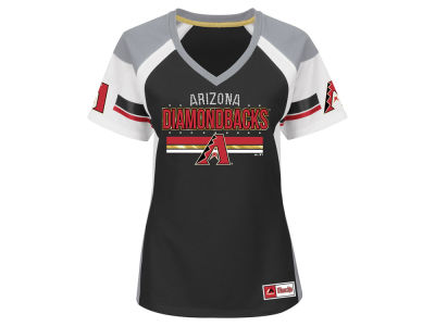 Arizona Diamondbacks MLB Women's Draft Me T-Shirt