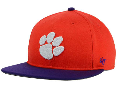 Clemson Tigers '47 NCAA Youth '47 Lil Shot Captain Cap