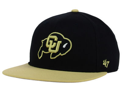 Colorado Buffaloes '47 NCAA Youth '47 Lil Shot Captain Cap