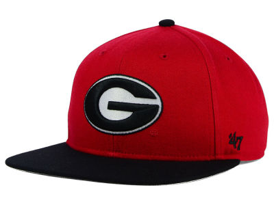 Georgia Bulldogs '47 NCAA Youth '47 Lil Shot Captain Cap