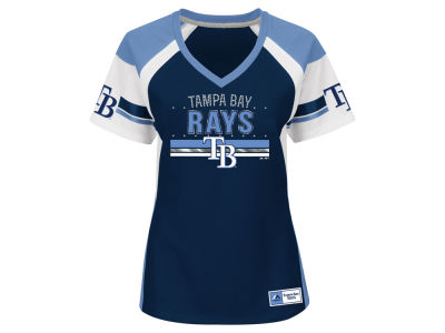 Tampa Bay Rays MLB Women's Draft Me T-Shirt
