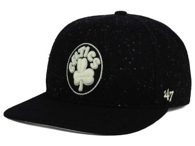 Boston Celtics '47 NBA Hail Storm Snapback Cap