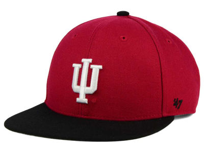 Indiana Hoosiers '47 NCAA Youth '47 Lil Shot Captain Cap