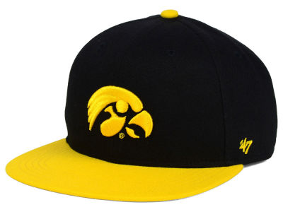 Iowa Hawkeyes '47 NCAA Youth '47 Lil Shot Captain Cap