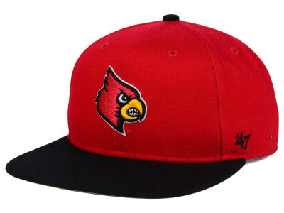 Louisville Cardinals '47 NCAA Youth '47 Lil Shot Captain Cap