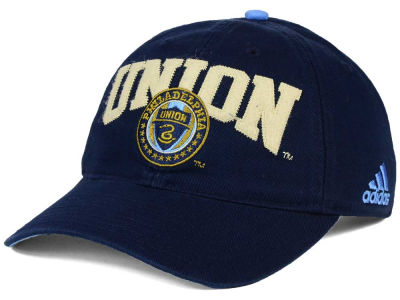 Philadelphia Union adidas MLS Performance Slouch Adjustable Cap
