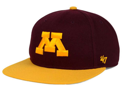 Minnesota Golden Gophers '47 NCAA Youth '47 Lil Shot Captain Cap