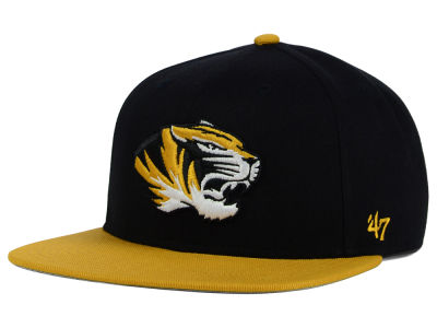 Missouri Tigers '47 NCAA Youth '47 Lil Shot Captain Cap